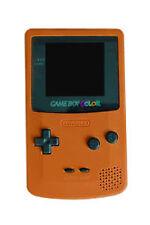Consoles de jeux vidéo bleus Nintendo pour Nintendo Game Boy Color
