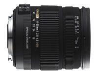 Sigma f/2 Camera Lenses for Nikon AF