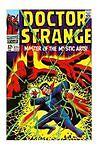 4.0 VG Grade Silver Age Dr. Strange Comics Not Signed