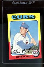 Topps Chicago Cubs Post-WWII (1942-1980) Baseball Cards