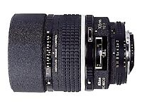 Nikon F Camera Lenses SLR 105mm Focal