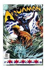 Ungraded Modern Age Aquaman Comics
