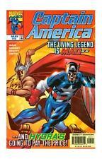 Captain America Modern Age Avengers Comics