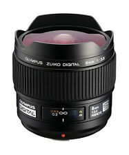 Olympus Zuiko Auto Focus Fisheye Camera Lenses