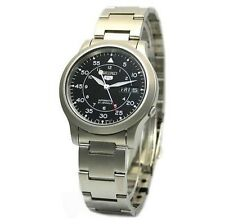 Seiko Stainless Steel Band Adult Wristwatches