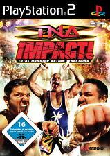 Wrestling-PC - & Videospiele mit Gebrauchsanleitung für Sony