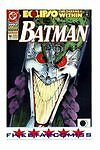 Darkness DC Modern Age Batman Comics