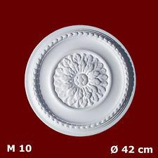 Rosette Stuckrosette Deckenrosetten Ø 42 cm M10