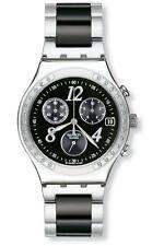 Unisex Swatch Irony Armbanduhren mit Chronograph