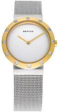 Quarz - (Batterie) Armbanduhren mit 12-Stunden-Zifferblatt und mattem Finish