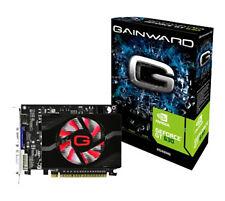 Cartes graphiques et vidéo Gainward pour ordinateur avec mémoire de 2 Go