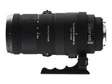 Sigma Telephoto Camera Lens for Nikon