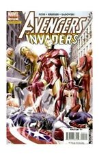 Uncertified Avengers/Invaders Modern Age Comics