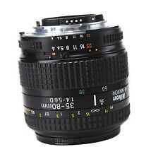 Kamera-Objektive mit Autofokus und Nikon F-Anschluss