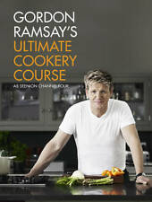 Gordon Ramsay Hardback Cookbooks