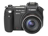 Canon PowerShot 8-9.9 Megapixel Digital Cameras
