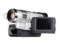 Sony Removable Storage (Card/Disc/Tape) Hi8 Camcorders