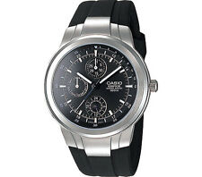 Casio Stainless Steel Case Sport Wristwatches