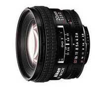 Auto Nikon AF 20mm Focal Camera Lenses