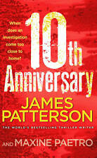 James Patterson Paperback Fiction Books in English