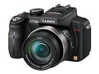 Panasonic LUMIX DMC-FZ1000 20.1 MP Digitalkamera - Schwarz