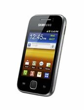 Téléphones mobiles Bluetooth gris Android Samsung
