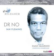 Ian Fleming Unabridged CD Audio Books