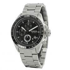 Fossil Casual Round Wristwatches with Chronograph