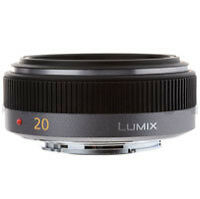 Panasonic LUMIX 20mm Focal Camera Lenses