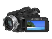 Sony Handycam Camcorders with Image Stabilisation