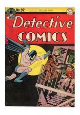 Batman CGC Golden Age Comics (1938-1955)