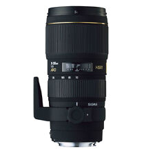 Sigma Zoom Camera Lens
