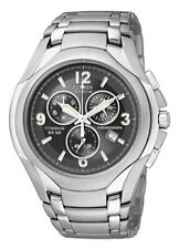 Citizen Titanium Band Adult Wristwatches
