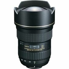 Tokina f/2.8 Camera Lenses