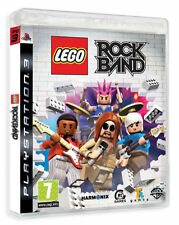 LEGO Rock Band Sony PlayStation 3 Music Video Games