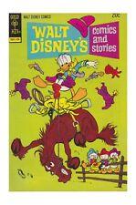 Donald Duck Bronze Age Cartoon Character Comics Not Signed