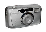 Auto & Manual Focus Compact Film Cameras with Timer