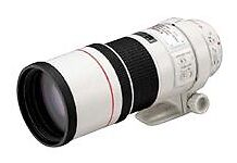 Canon EF 300mm Focal Camera Lenses