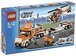 LEGO City-Hubschrauber Modifizierter Artikel
