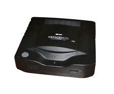 Consoles de jeux vidéo noirs SNK