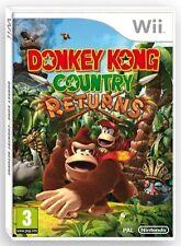 Jeux vidéo Donkey Kong 3 ans et plus pour l'action et aventure