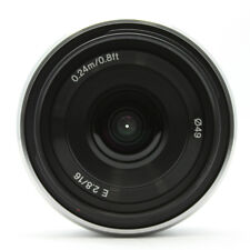 Sony E-mount Mirrorless Wide Angle Camera Lenses