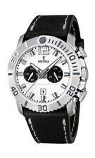 Sportliche Festina Armbanduhren mit Chronograph