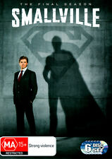 Smallville Box Set DVDs & Blu-ray Discs
