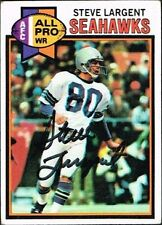 Steve Largent Football Trading Cards Ebay