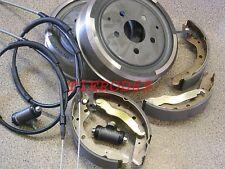 VW CAMPER TRANSPORTER T25 BRAKE DRUMS & SHOES + C299