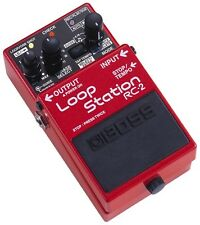 BOSS RC-2 LOOP STATION LOOPER GUITAR EFFECTS PEDAL 1 3 20 30 50 300 505