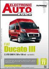 Schede e prove auto manutenzione ordinaria per Fiat