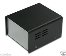 "ST432 4"" DIY Metal & Aluminum Electronic Project Enclosure Box Case"