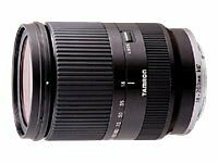 Tamron 18-200mm Focal Camera Lenses for Sony